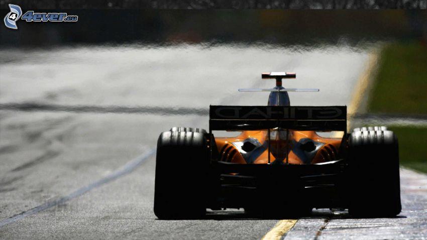 formula, racing circuit