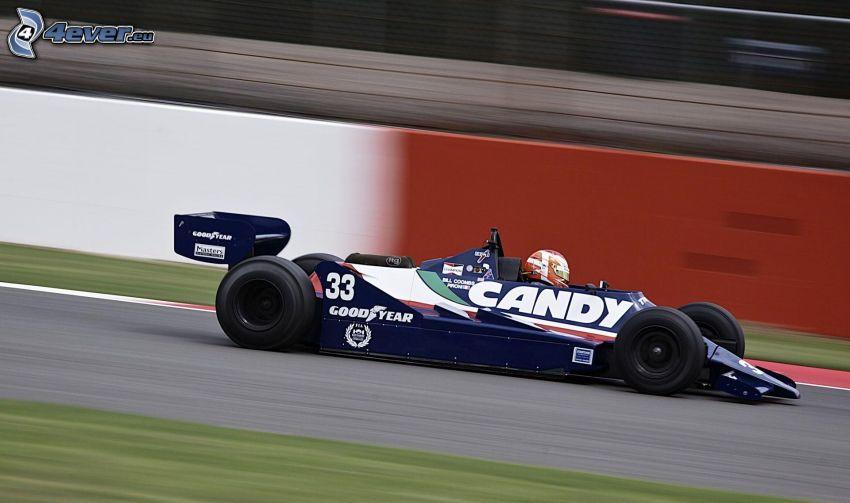 formula, speed