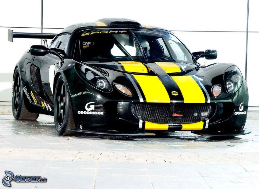 Lotus Exige, racing car