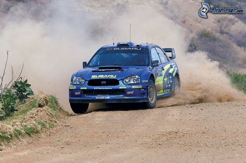 Subaru, race