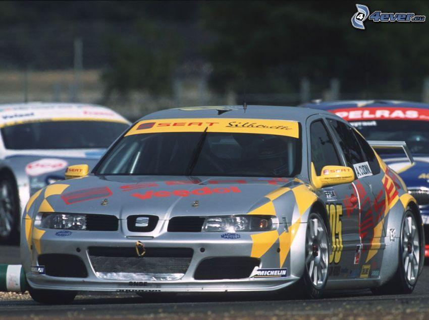 Seat, race
