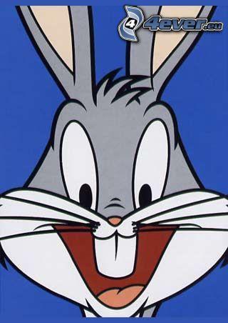 Bugs Bunny, smile