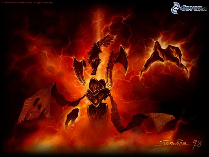 monster, hell