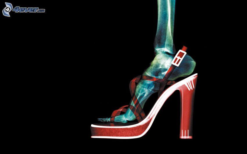 feet, heel