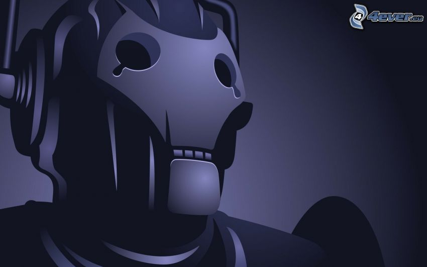 Iron Man, robot