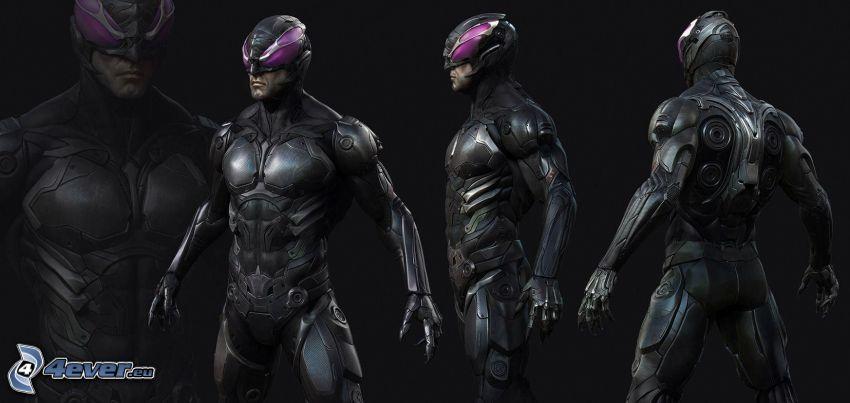 men, armor