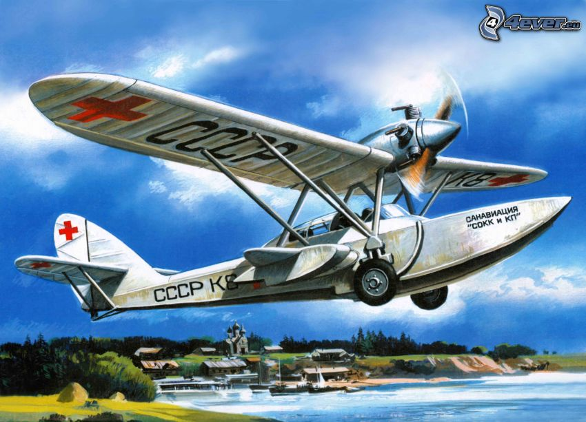 small sport aircraft