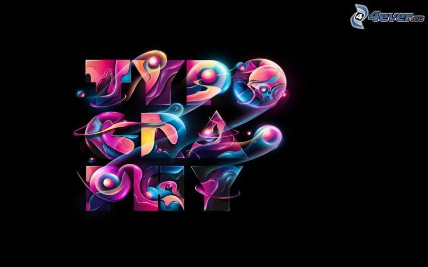 typography, literae