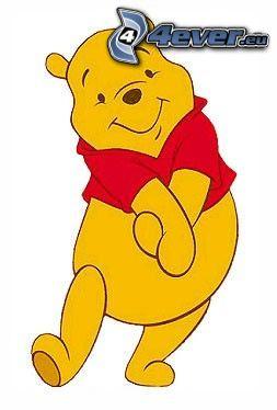 Winnie the Pooh, cartoon