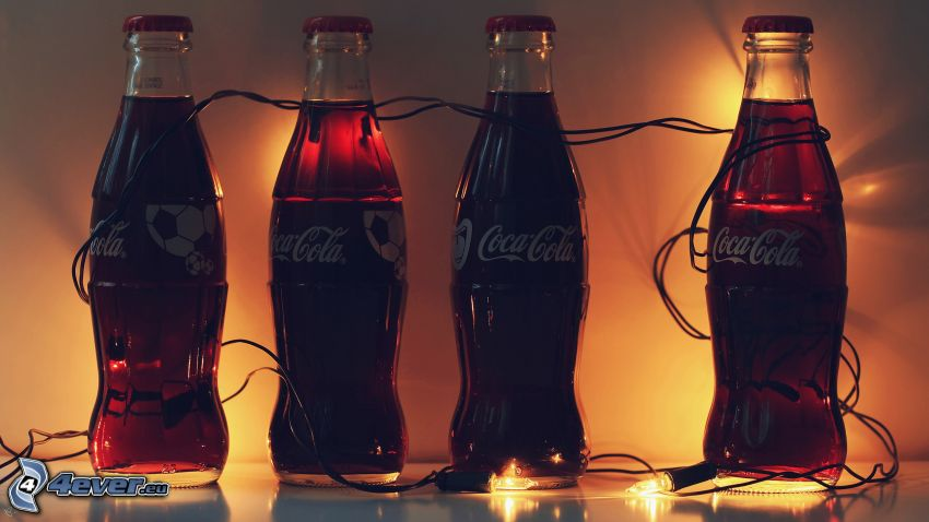 Coca Cola, lights