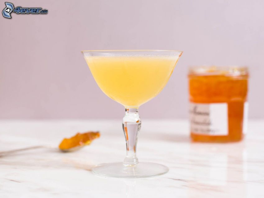 cocktail, honey