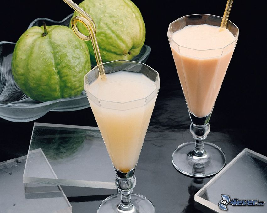 drinks, fruit
