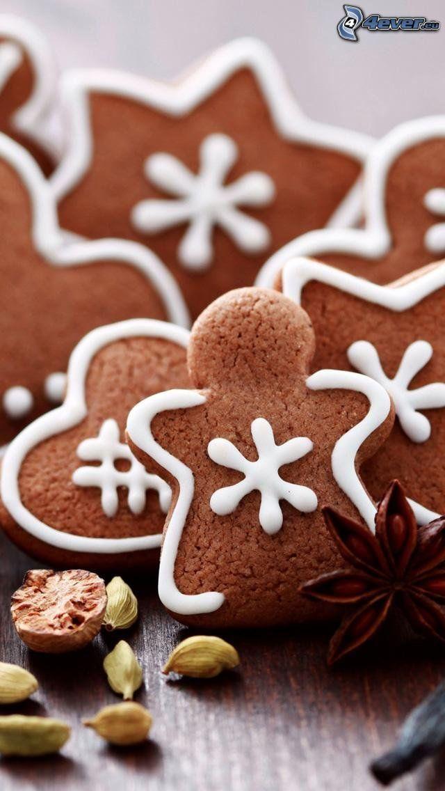 gingerbread, cinnamon