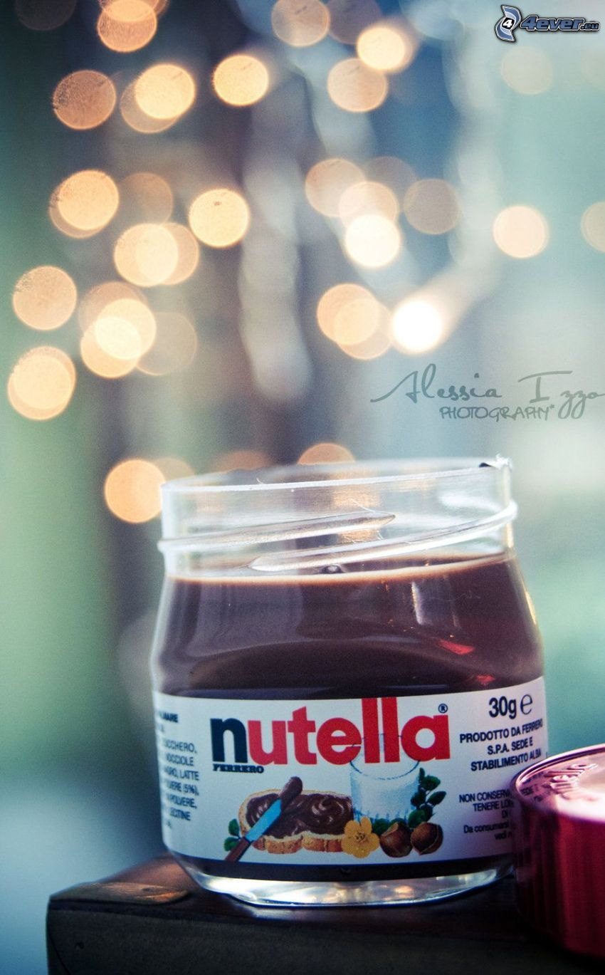 nutella, lights