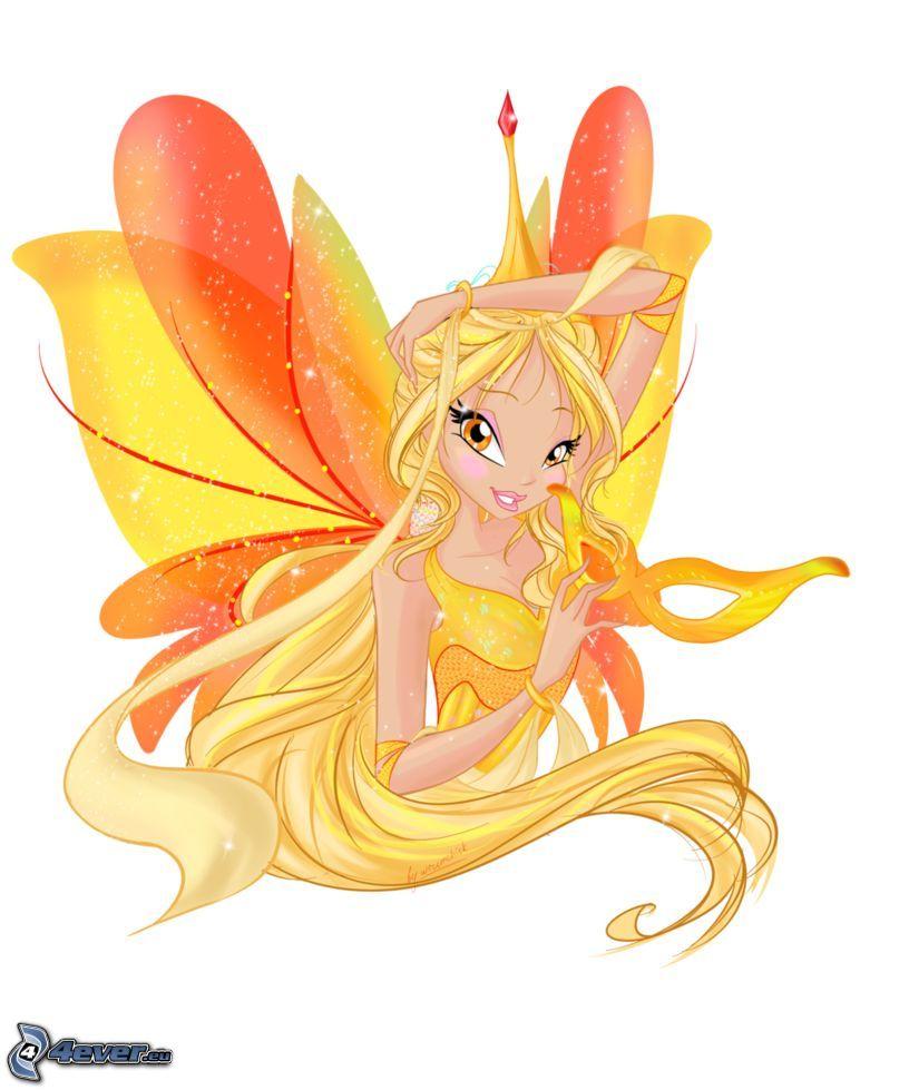 fairy, Winx Club