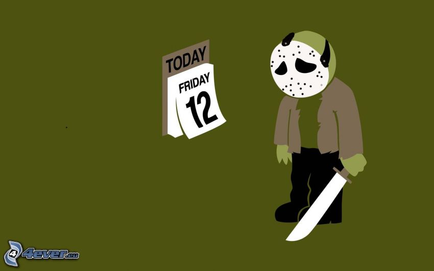 Friday the 12th, sadness