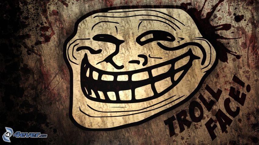 troll face, meme