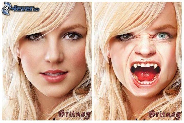 Britney Spears, monster, parody