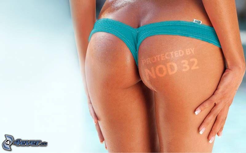 sexy ass, NOD 32