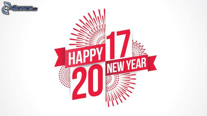 2017, happy new year