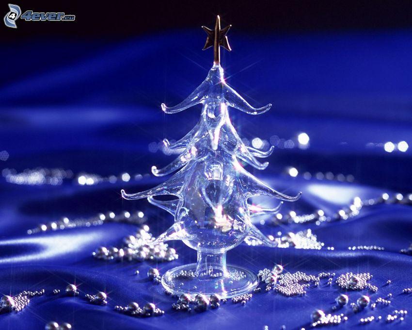christmas tree, balls
