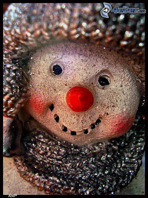 snowman, christmas