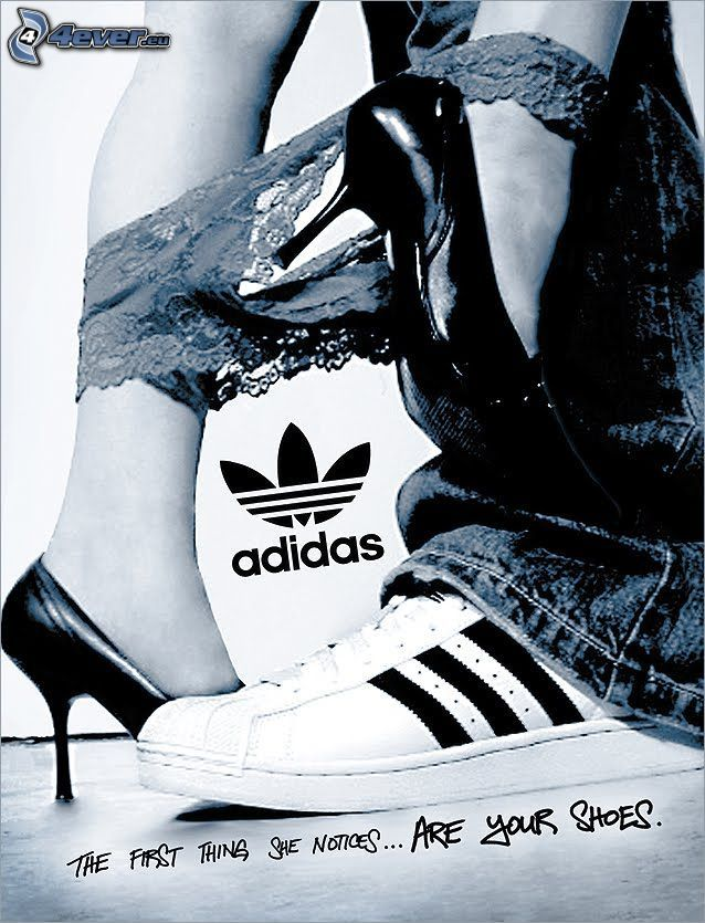 Adidas, shoes, panties, pumps
