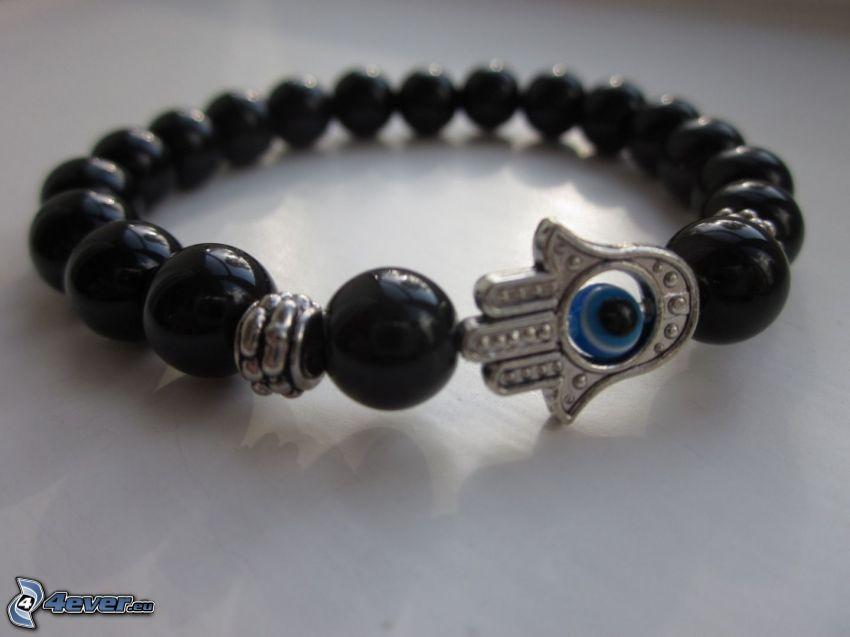 bracelet, balls