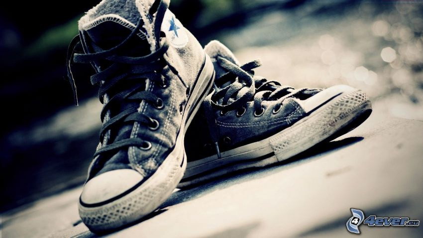 Converse, sneakers