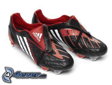 football boots, Adidas, soccer