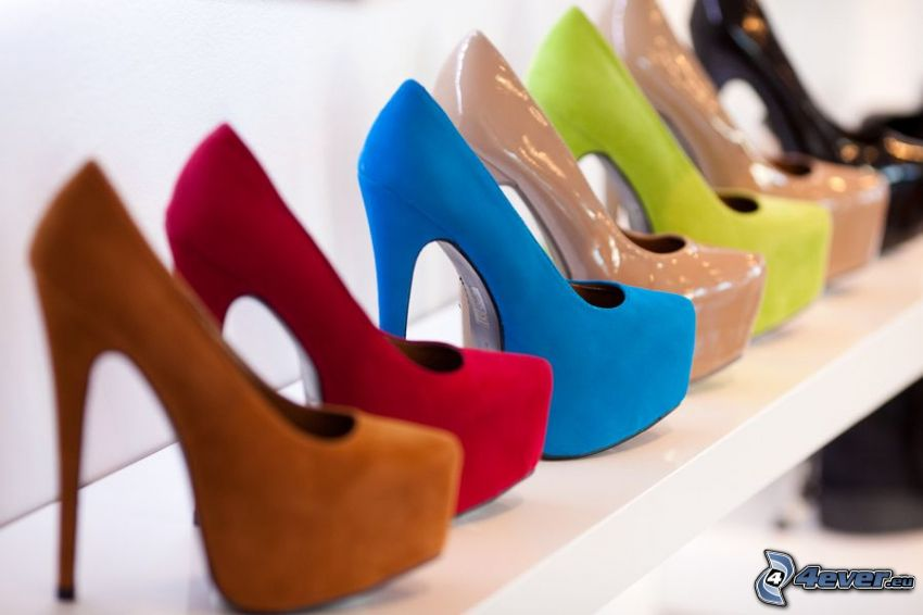 platform pumps, shop