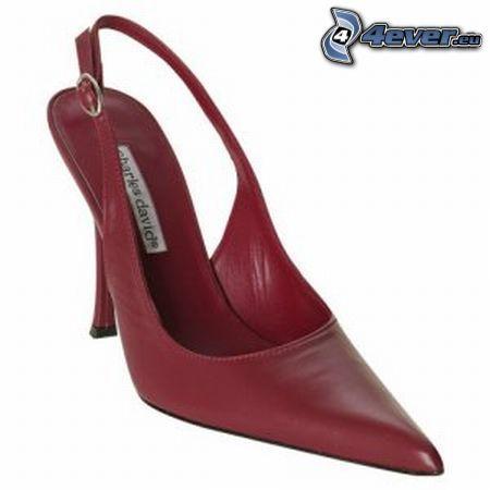 shoe, dress shoes, heel