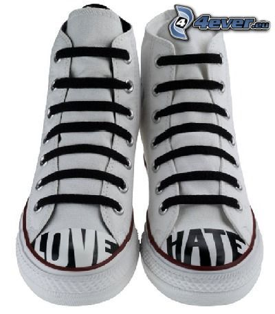 sneakers, love, hate, chinese shoes