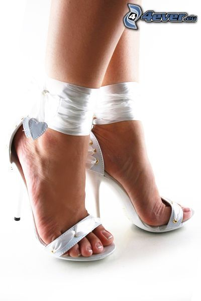 dress shoes, shoe, heel