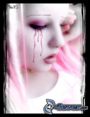 love, pink, sadness, cry, tear