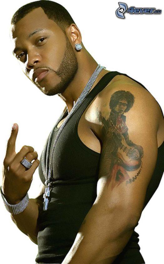 Flo Rida, hip hop