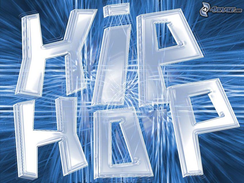 hip hop, text