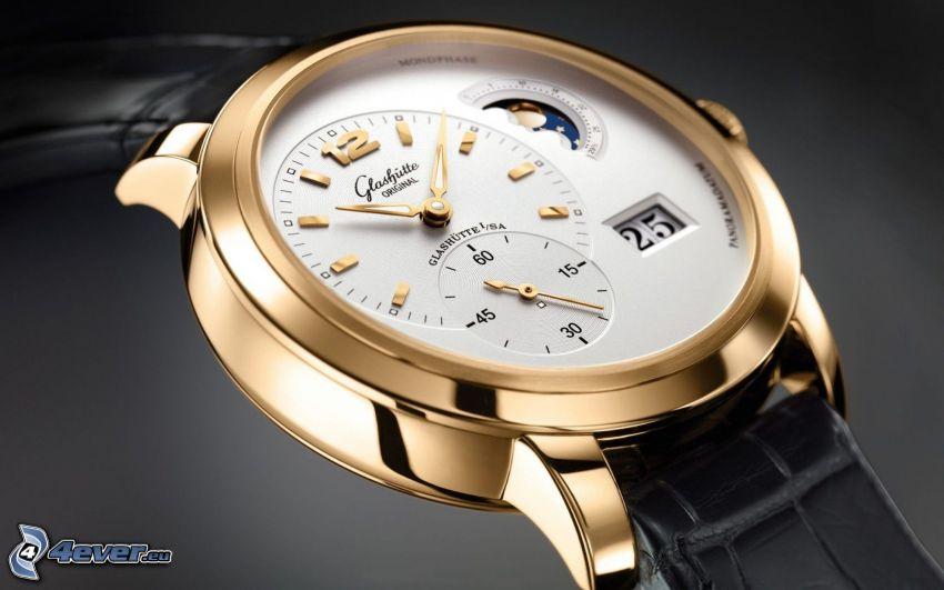 watch, Glashütte
