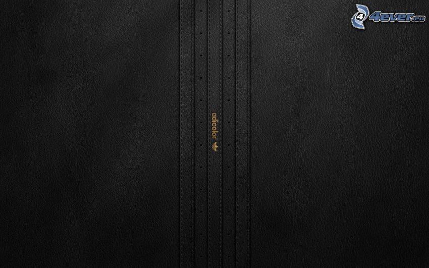 Adidas, leather