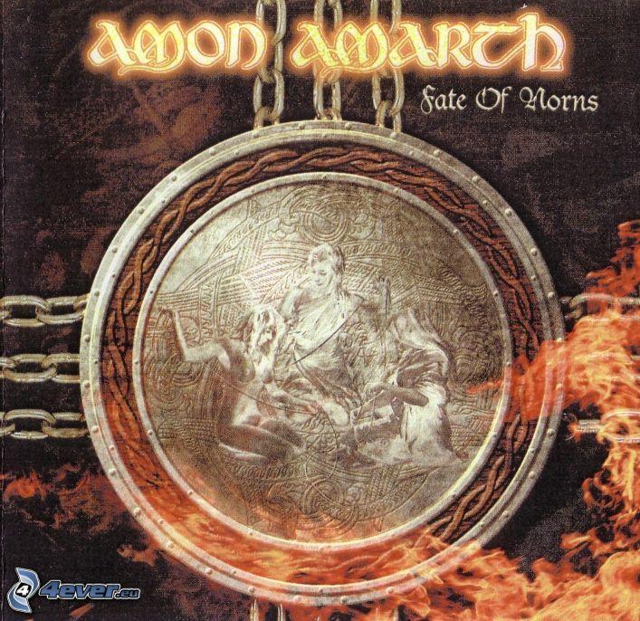 Amon Amarth, emblem