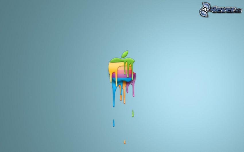 Apple, colors
