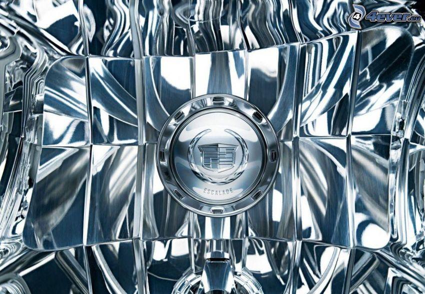 Cadillac, chrome