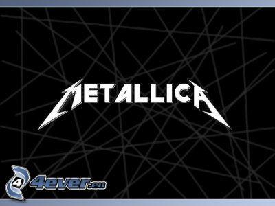 Metallica, music, logo