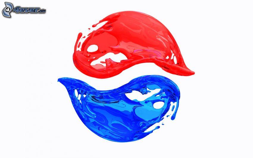 Pepsi, color splash