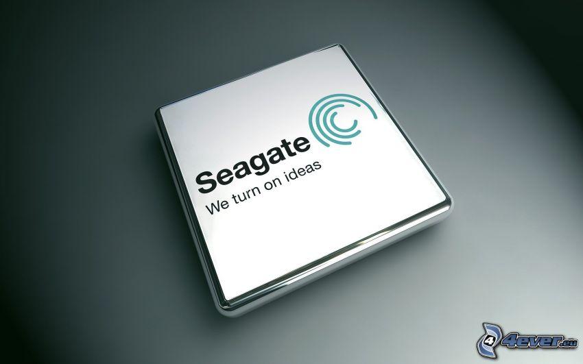 Seagate, We turn on ideas