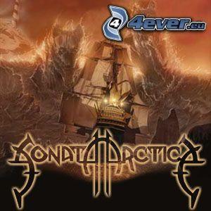 Sonata Arctica, ship