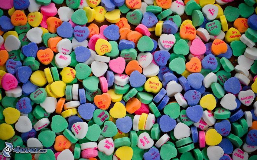 hearts, pills