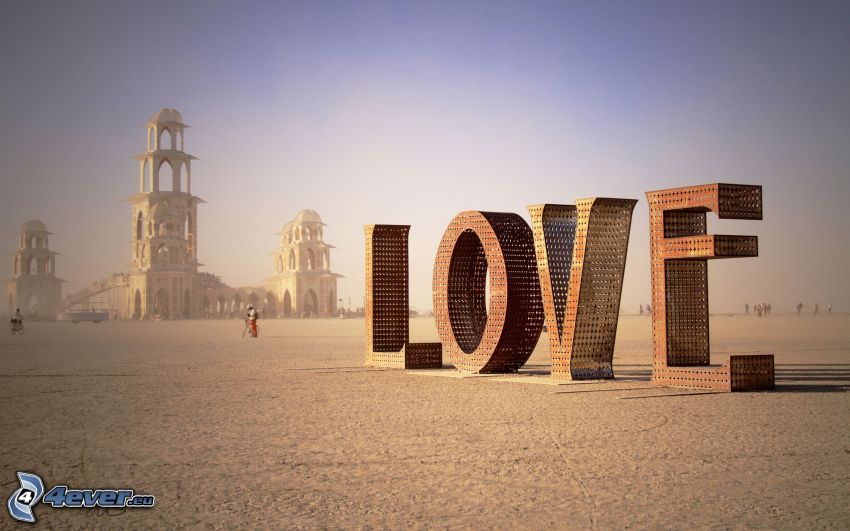 love, building