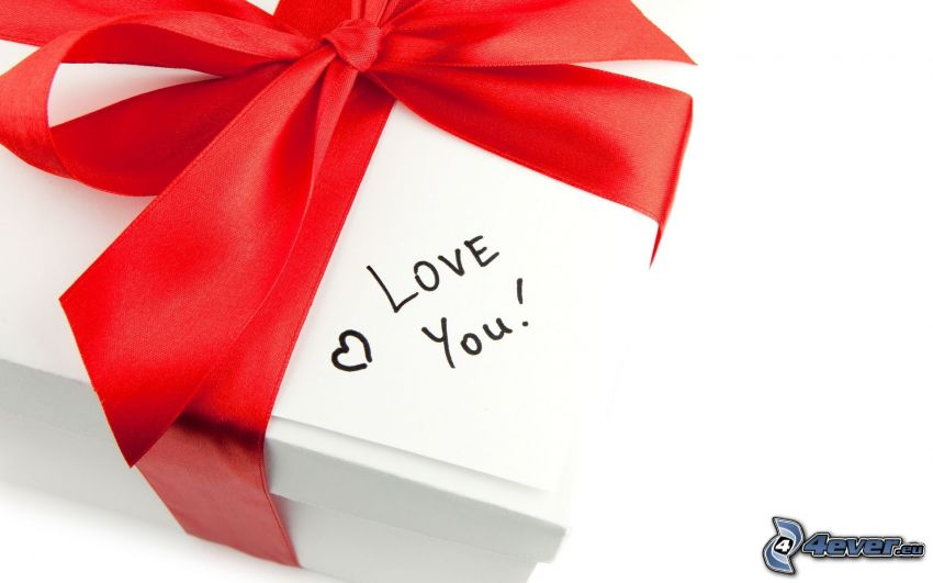 Love you!, gift
