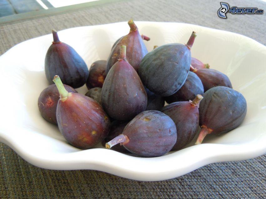 figs, bowl